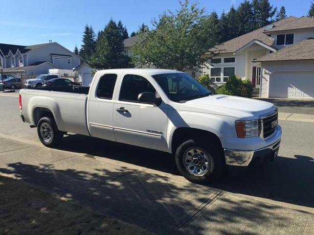 2011 gmc sierra 1500 sle lantzville parksville qualicum beach. Black Bedroom Furniture Sets. Home Design Ideas