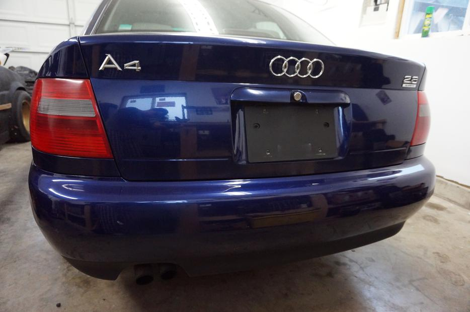 1999 Audi A4 Quattro 2 8l V6 Malahat Including Shawnigan