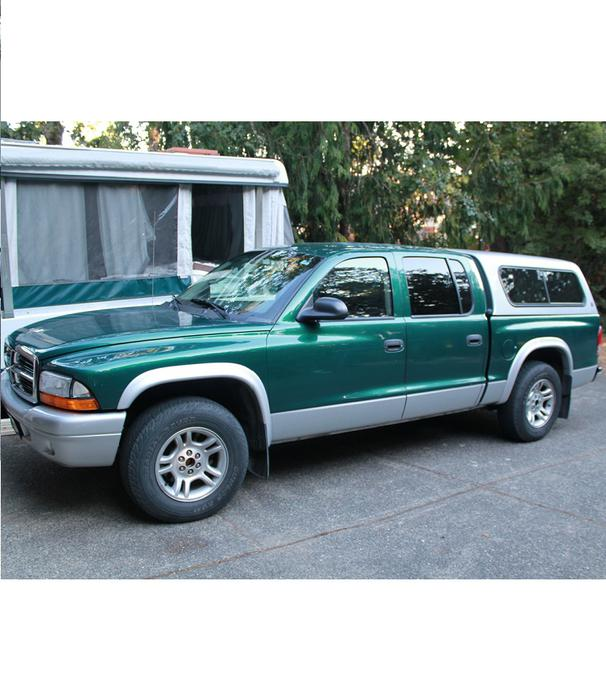 2003 Dodge Dakota Quad Cab 4 Door 120000Kms Saanich