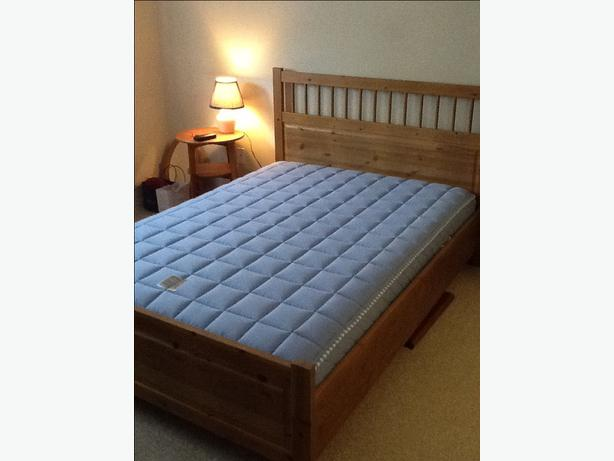 Ikea bed and matching dresser parksville nanaimo for Matching bed and dresser