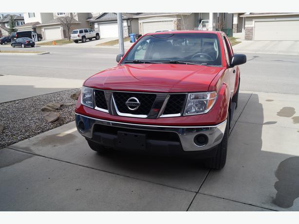 2007 nissan frontier king cab se 4x4 south west calgary. Black Bedroom Furniture Sets. Home Design Ideas