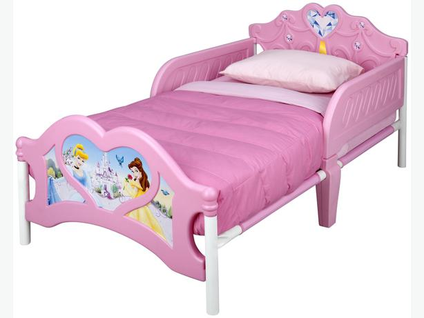 Princess Toddler Bed And Mattress North Regina Regina