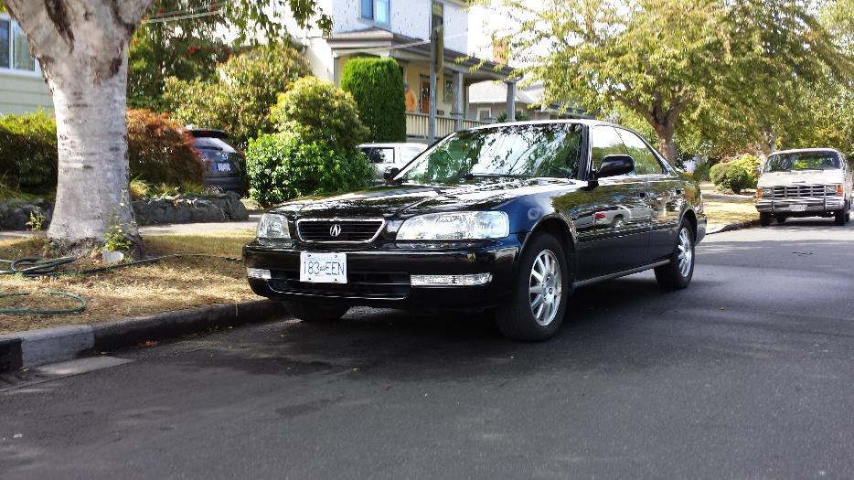 98 Acura Tl 2 5l Black Victoria City Victoria
