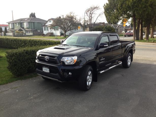 toyota tacoma trd sport 2013 victoria city victoria. Black Bedroom Furniture Sets. Home Design Ideas