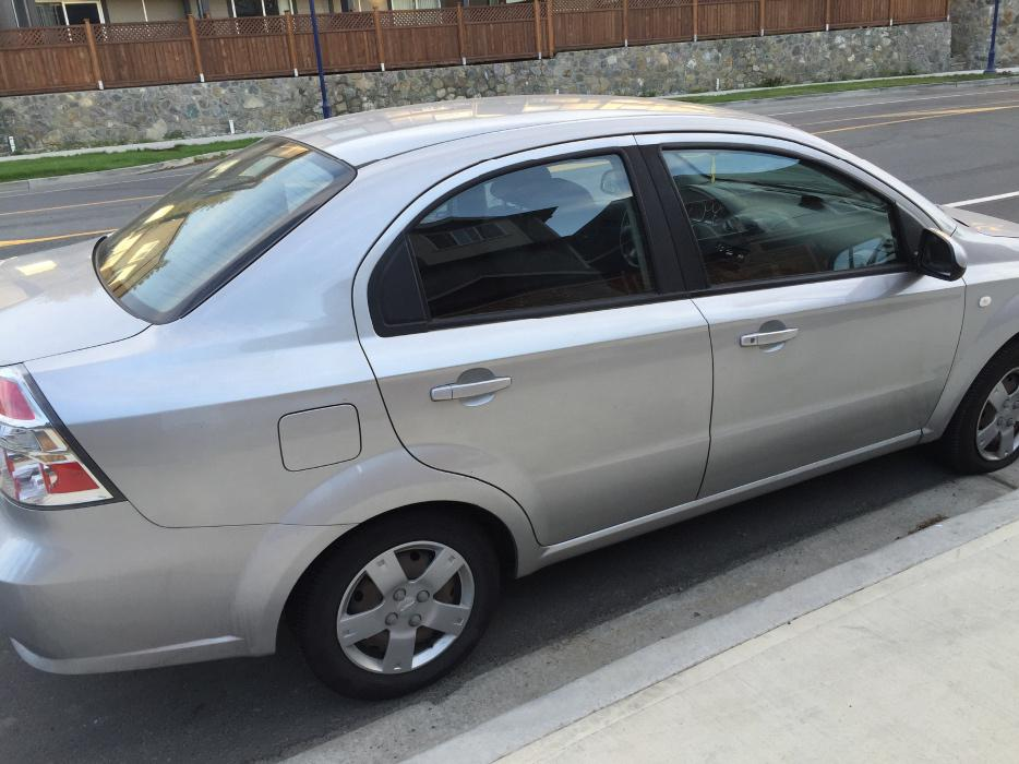 Chevrolet Aveo For Sale Obo West Shore Langford Colwood