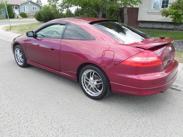 2003 honda accord coupe 2 door east regina regina mobile. Black Bedroom Furniture Sets. Home Design Ideas