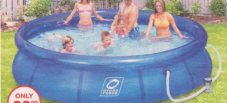 Pool Cover Victoria City Victoria