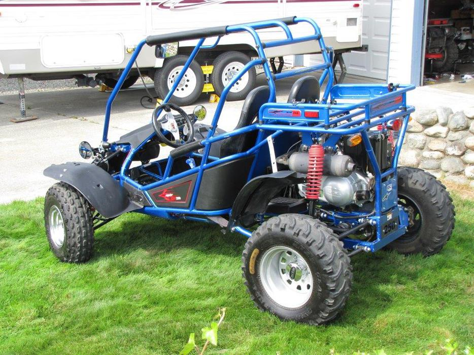 250cc side by side dune buggy outside cowichan valley cowichan mobile. Black Bedroom Furniture Sets. Home Design Ideas