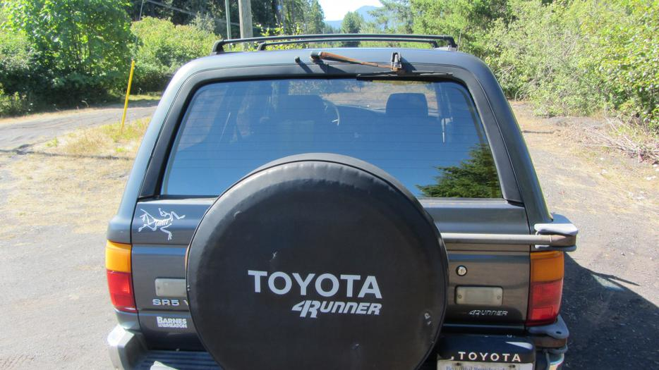 1990 toyota 4runner manual transmission
