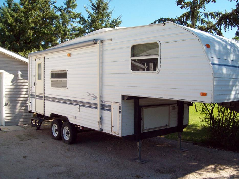 1999 Terry 24 5 Ft Fifth Wheel Outside Winnipeg Winnipeg