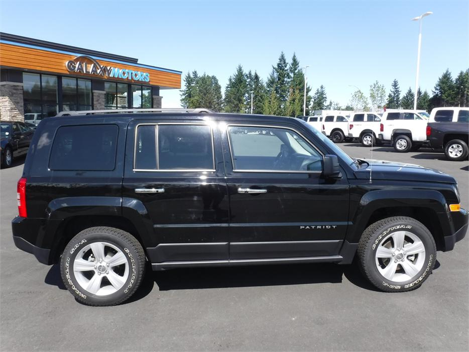 Galaxy Motors Courtenay >> 2014 Jeep Patriot Latitude - 4WD ALLOY WHEELS ACCIDENT FREE Courtenay, Courtenay Comox - MOBILE