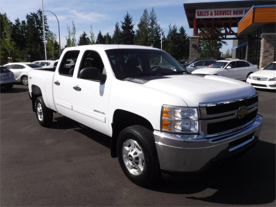 Chevrolet Silverado 2500hd Gatineau >> 2014 Chevrolet Silverado 2500HD LT - 4WD ALLLOY WHEELS MOONROOF Outside Nanaimo, Nanaimo