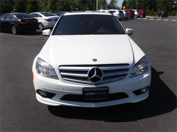 2010 mercedes benz c250 4matic leather moonroof alloy for 2010 mercedes benz c250