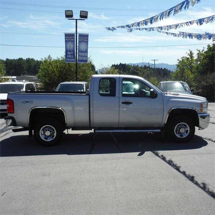 Chevrolet Silverado 2500hd Gatineau >> 2010 Chevrolet Silverado 2500HD WT EXT 6.0L-4WD, NEW Tires/Battery Outside Victoria, Victoria