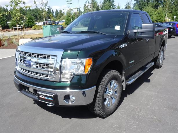 2013 ford f 150 xlt xtr pack ecoboost outside nanaimo nanaimo. Black Bedroom Furniture Sets. Home Design Ideas