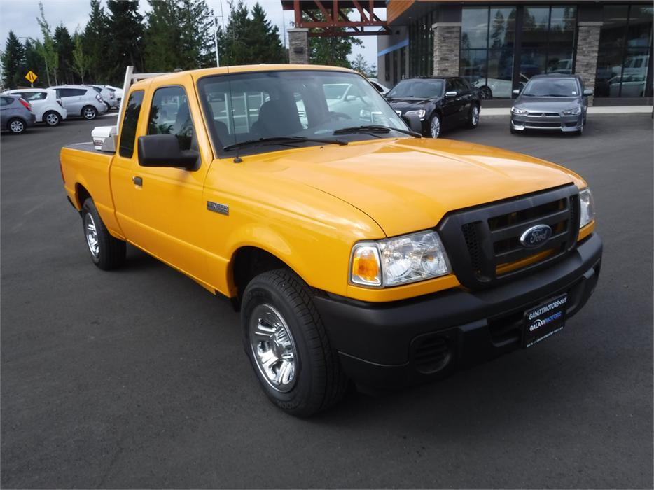 2009 ford ranger xl a c tool box great work truck. Black Bedroom Furniture Sets. Home Design Ideas