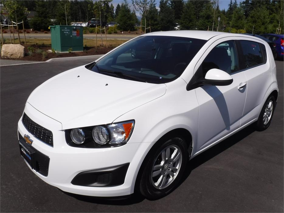 2012 chevrolet sonic lt bluetooth bc only alloy. Black Bedroom Furniture Sets. Home Design Ideas
