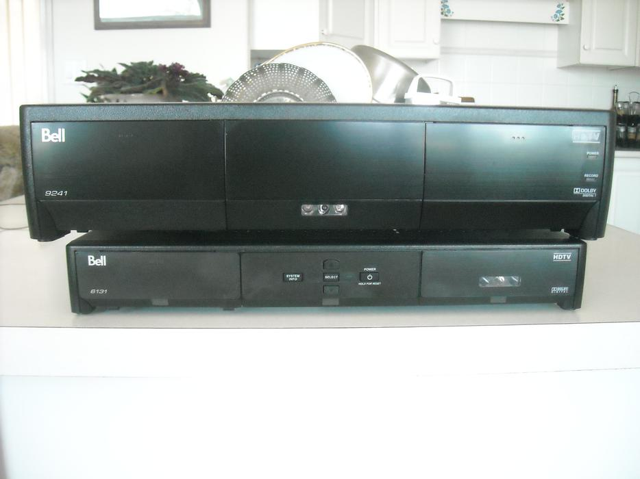 hook up bell 6131 hd receiver