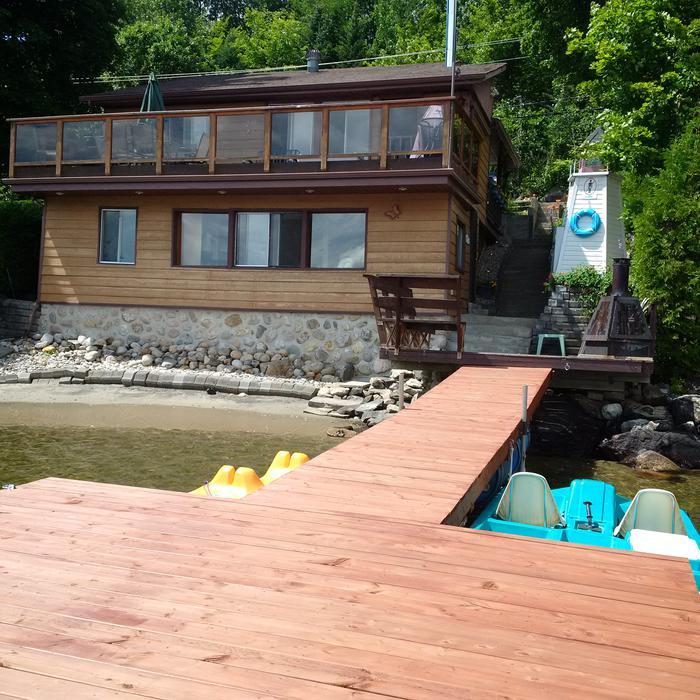 Bungalow Homes For Sale In Brampton: Cottage For Sale- 4 Season On Lac Simon Outside Ottawa