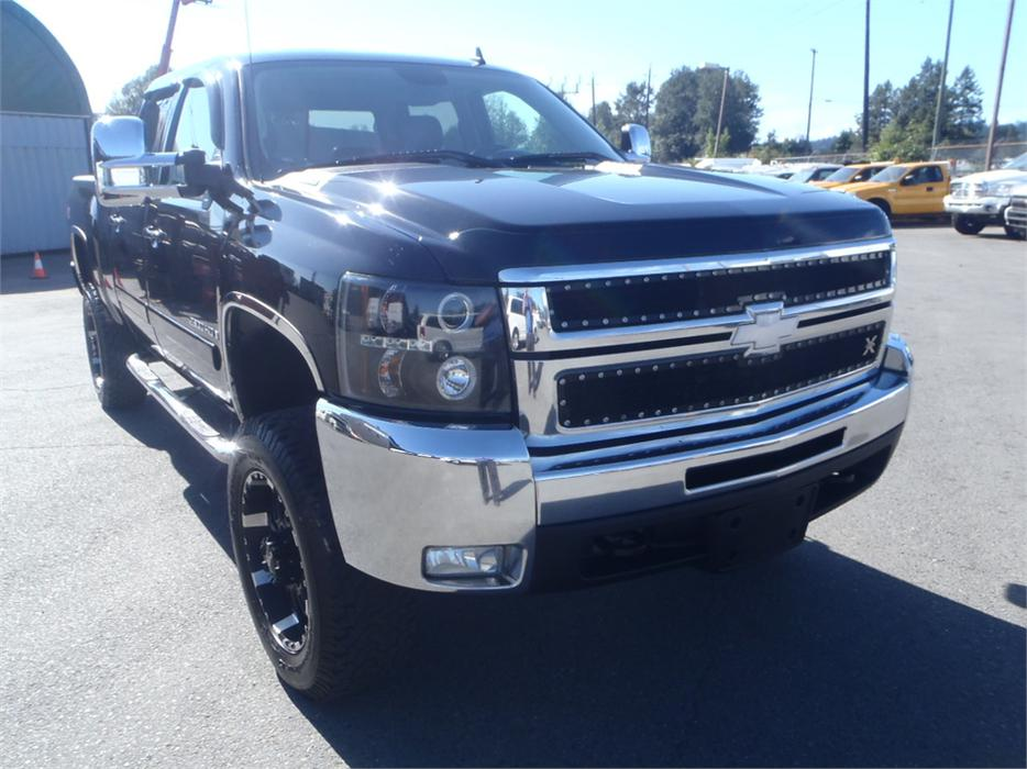 2007 chevrolet silverado 2500hd ltz crew cab short box. Black Bedroom Furniture Sets. Home Design Ideas
