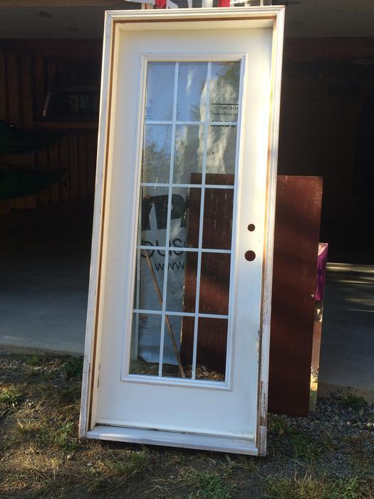 exterior glass door west shore langford colwood metchosin highlands mobile