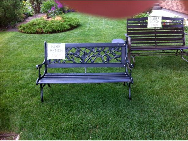 Wooden Park Benches For Sale 28 Images Outdoor Gliders Bench Furniture Swings Retro Loveseat