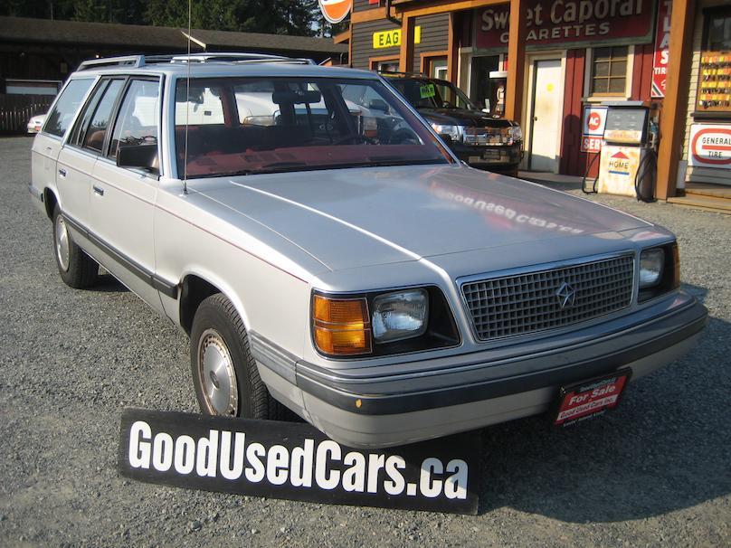 Chrysler, Plymouth, K-CAR, Reliant K, Aries K, 1980's ... |Plymouth Reliant White