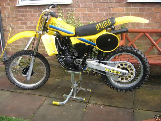 Rm125 1980s Top End Cylinder Or Complete Engine