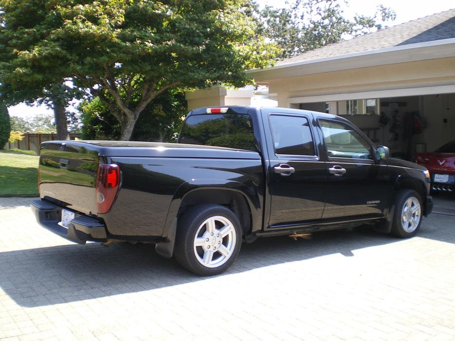 Ford Jones Buckeye >> Chevrolet Colorado Crew Cab 4x2 2005 | Autos Post