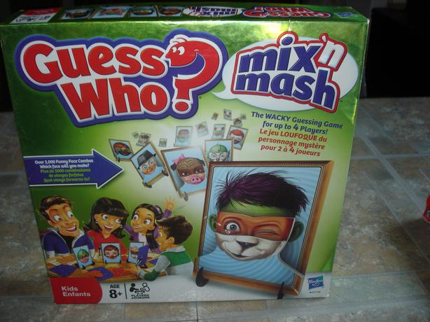 guess who mix n mash instructions
