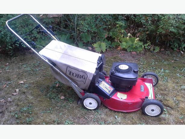 Toro Recycler Ii Lawn Mower Saanich Victoria