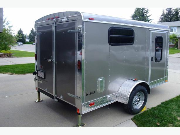 Enclosed Utility Trailer Duncan Cowichan Mobile