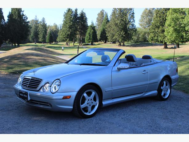 2002 mercedes clk430 convertible loaded for sale outside for 2002 mercedes benz convertible