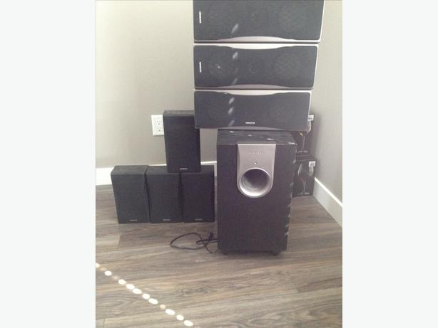onkyo 7 1 surround sound system north regina regina mobile. Black Bedroom Furniture Sets. Home Design Ideas