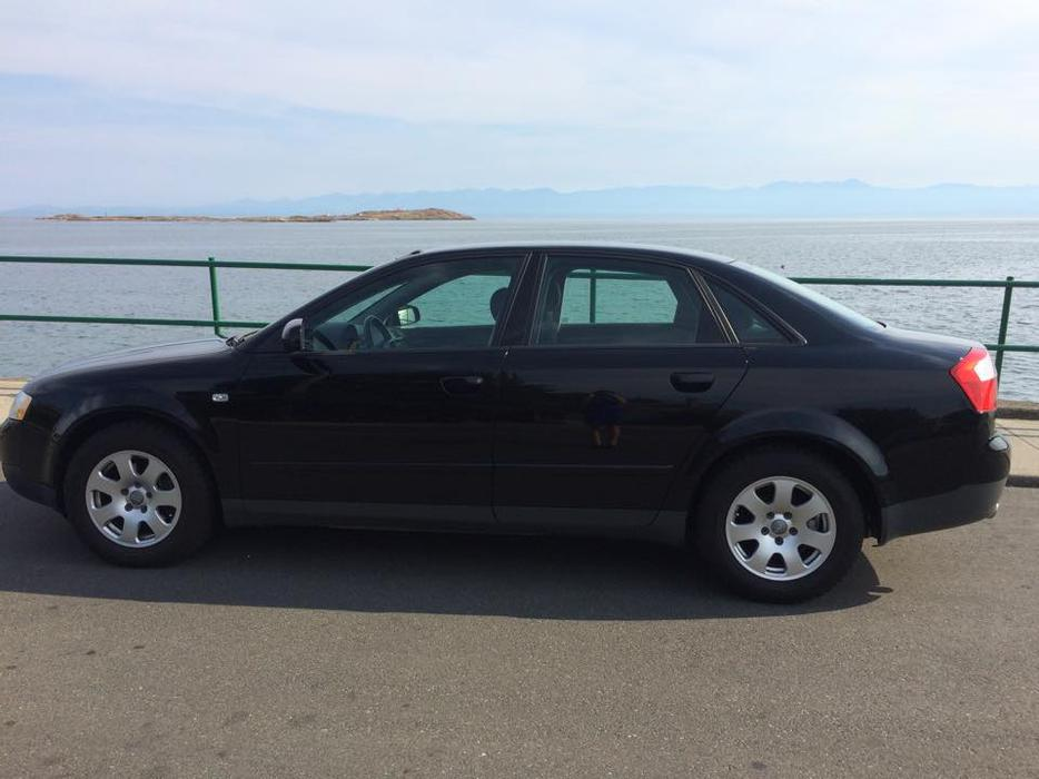 Luxury 2004 Audi A4 1 8 Turbo Victoria City Victoria Mobile