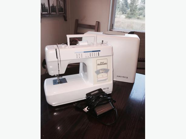 shark automatic sewing machine