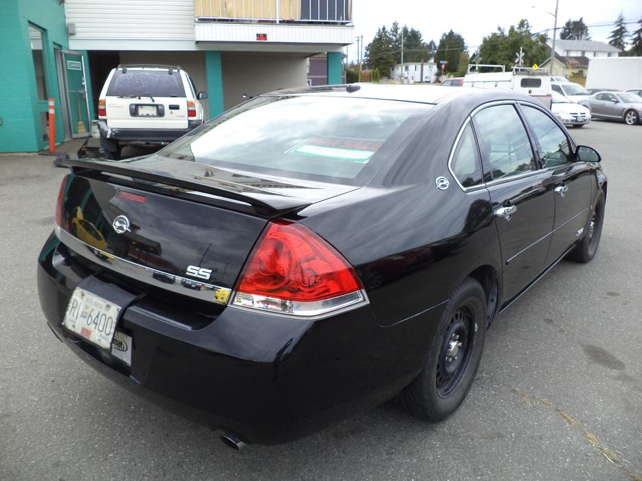 rare 2006 impala ss v8 south nanaimo parksville qualicum. Black Bedroom Furniture Sets. Home Design Ideas