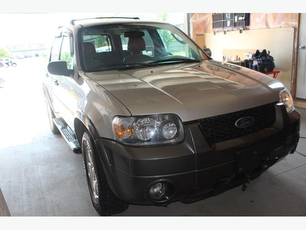 very nice and clean 2006 ford escape xlt fully loaded. Black Bedroom Furniture Sets. Home Design Ideas