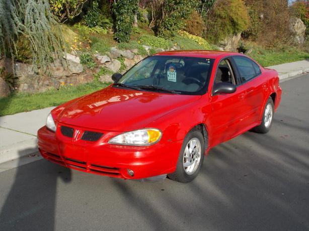2005 Pontiac Grand Am Se V6  Auto  Low Km U0026 39 S  Loaded