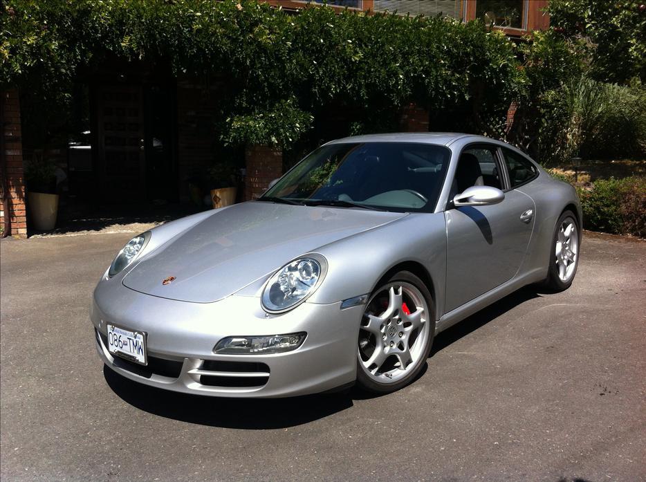 Porsche 911 997s North Saanich Amp Sidney Victoria