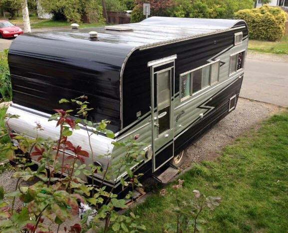 Elegant Classic RV For Sale Or Trade Outside Victoria Victoria