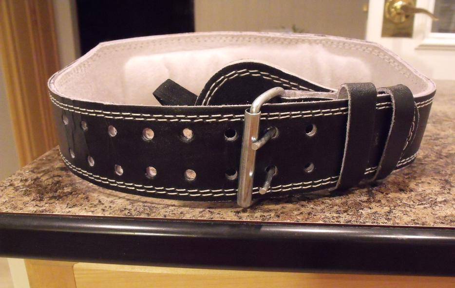 leather weight belt for or work save your back