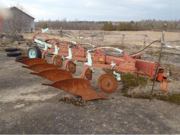 5 Furrow Plough