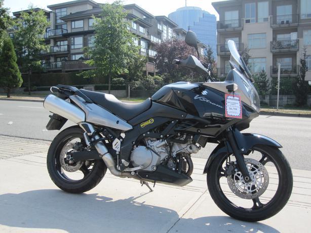2007 Suzuki V-Strom 1000. * REDUCED PRICE !! *