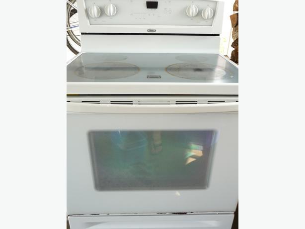 Glass Top Electric Stove ~ Glass top electric stove rockland ottawa