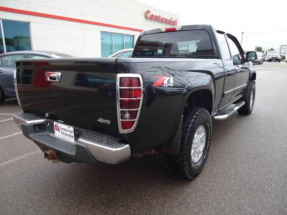 2008 GMC Canyon SLW Automatic 4WD: LOTSA CHROME!!! SHARP LOOKING TRUCK! Summerside, PEI - MOBILE