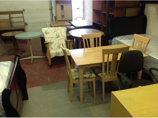 All kinds of used furniture...tv stands, dresser, bed frames...