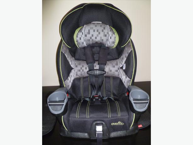 Evenflo Maestro Combination Car/Booster Seat Osgoode, Gatineau