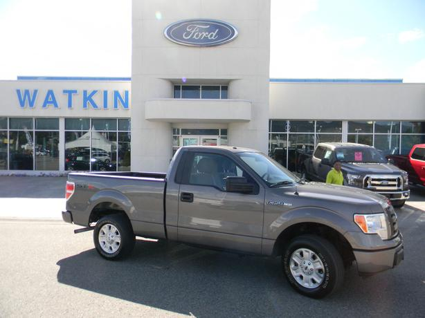 2012 ford f150 reg cab stx 5q061 vernon okanagan. Black Bedroom Furniture Sets. Home Design Ideas