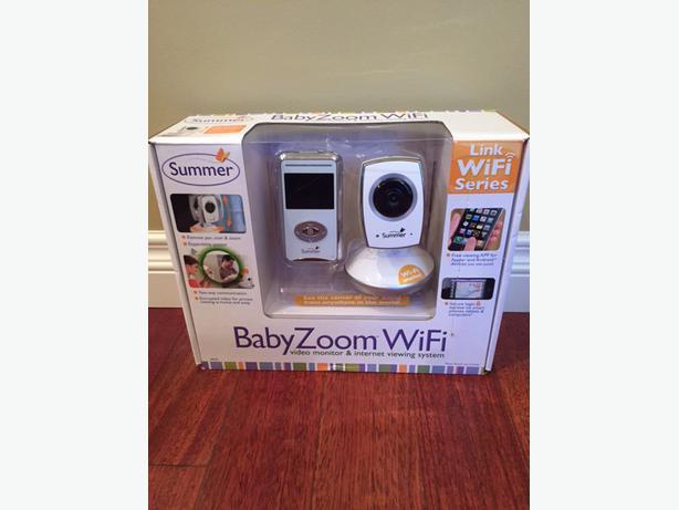 baby monitor summer infant saanich victoria. Black Bedroom Furniture Sets. Home Design Ideas